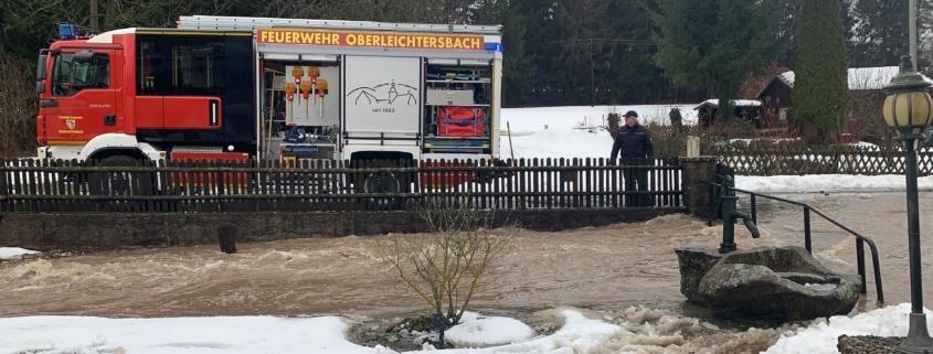 Hochwasser Januar 21 - 1